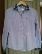 Błękitna koszula SinSay