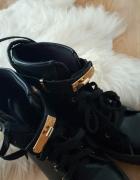 Sneakersy jak nowe 36