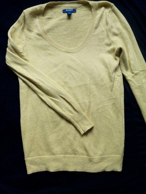 Swetry Sweterek dzianinowy rozmiar S OLD NAVY