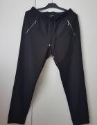 Top Secret spodnie czarne aladynki 38
