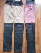 nowe spodnie chanelki rozm s m