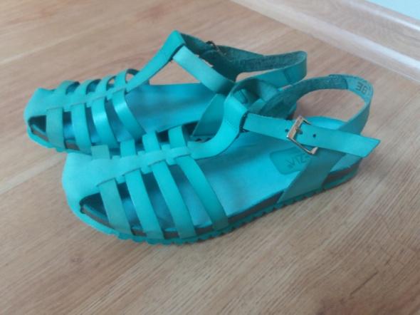 Sandały venezia mietowe