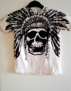 Tshirt koszulka dziecięca z czachą