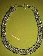 Naszyjnik łańcuch srebrny