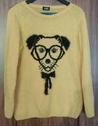 Sweter z psem