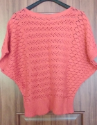 Sweter nietoperek