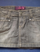 Spódniczka jeansowa CROPP XS