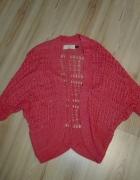 Sweterek narzuta Bershka stan idealny 36
