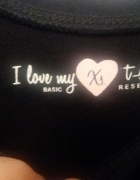 reserved koszulka na ramkach 34 XS