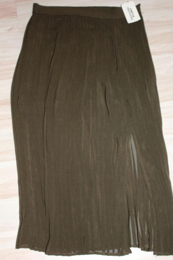spodnica plisowana...