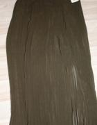 spodnica plisowana