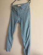 spodnie bershka M