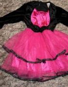 Przebranie sukieneczka kotek słodki strój na karn...