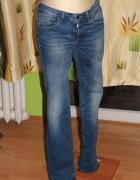 Jeansy RESERVED spodnie jeans cena do negocjacji