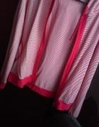 Bluza rozpinana w paski