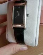 Elegancki zegarek z kryształkami Svarowskiego