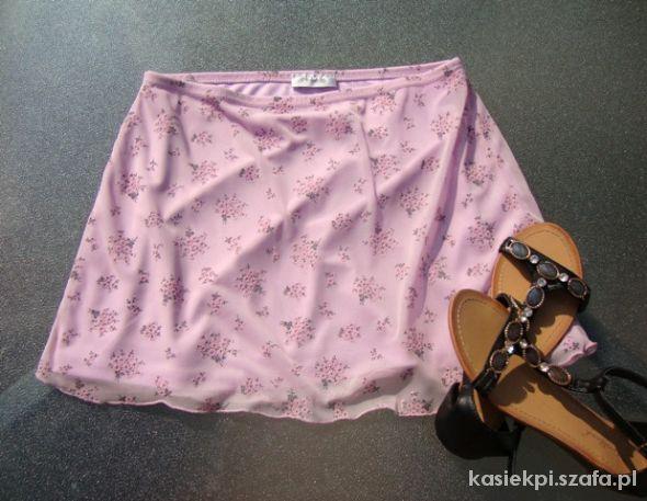 Spódnice Liliowa mini