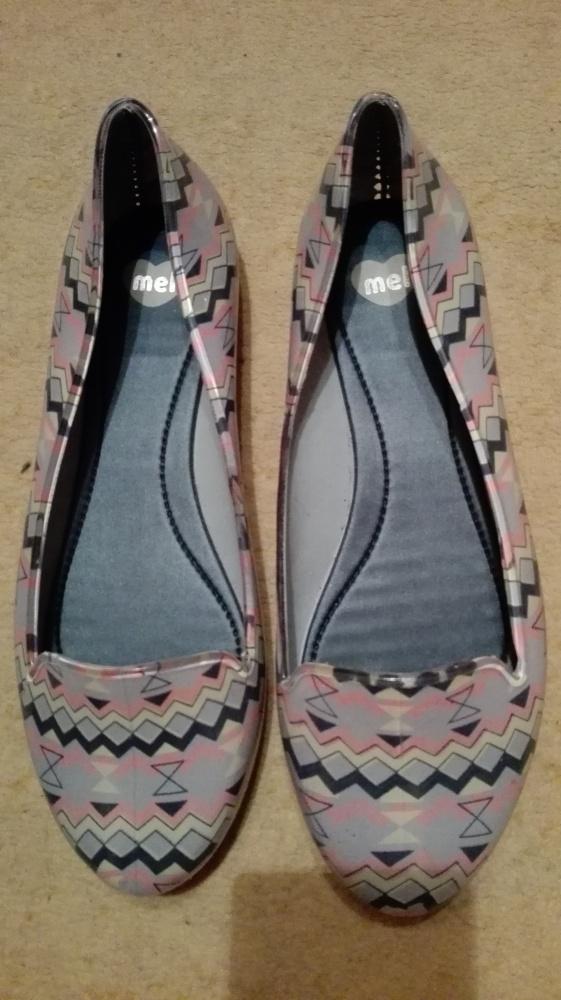 mellisa 39 guma mel azteckie wzory nude pastelowe...