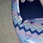 mellisa 39 guma mel azteckie wzory nude pastelowe