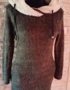 nowa tunika sweter rozm s m