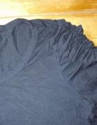 tunika z marszczonymi rękawami