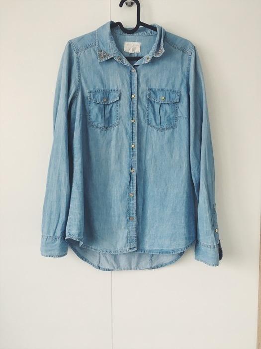 Koszule jeansowa koszula pull&bear 38 M