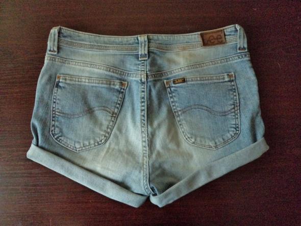 Spodenki spodenki LEE szorty jeansowe M jasne levis