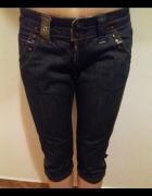 spodenki bojówki MANGO jeans 36