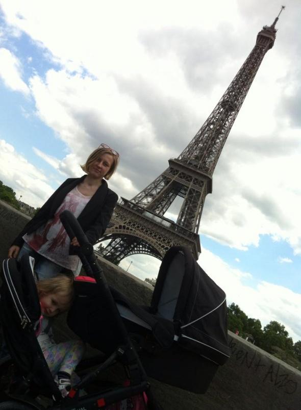 Mój styl Paryż