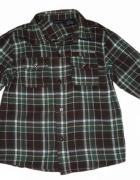 CALVIN KLEIN koszula w kratę r 4 lata