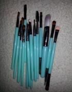 15 sztuk pędzli do makijażu Tanie pędzle zestaw