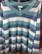 Bawełniany sweterek w paski
