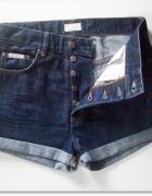 Calvin Klein szorty Wysoki Stan 36 S levis