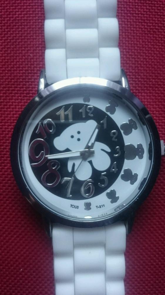 Zegarki zegarek miś