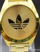 zegarek złoty adidas...