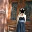 Sukienka maxi długa czarna studniówka 2016