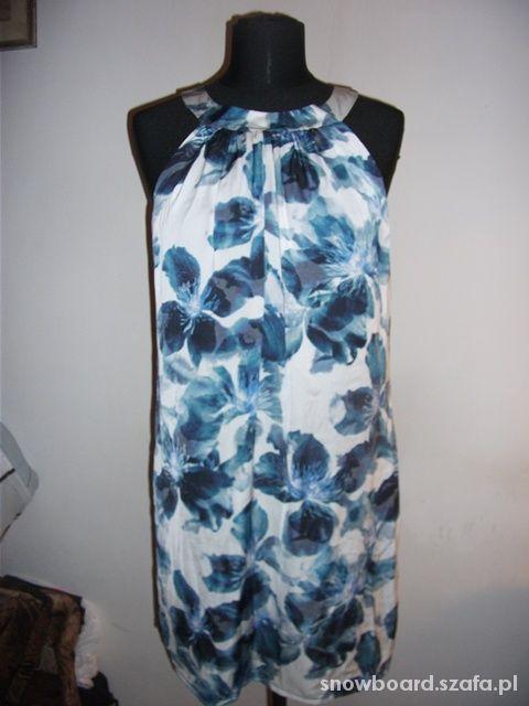Suknie i sukienki Sukienka tunika mohito flower