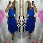 body falbanka spodnica tiul beauty blue