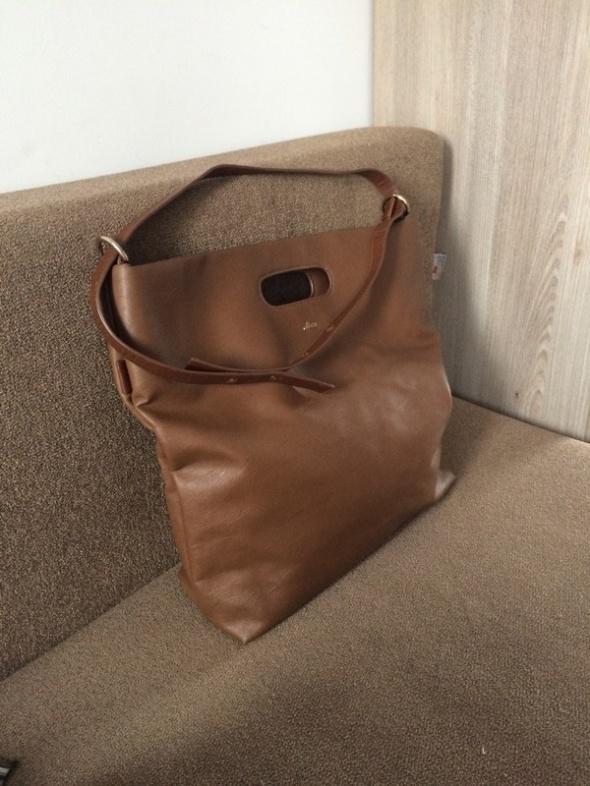 Torebki na co dzień Brązowa torebka