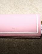 Skorzany rozowy Ralph Lauren