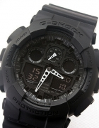 CASIO G Shock GA 100 A