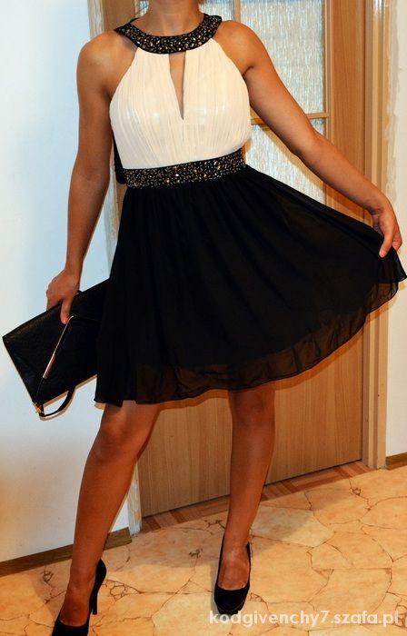 0927014c78 Suknie i sukienki Sukienka tiul S XS na studniówkę wesele ASOS 34 36