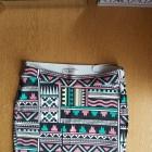 Spodnica bershka aztec cudo