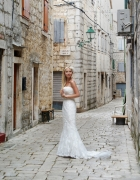 Suknia ślubna koronka Famosa Pronovias roz 34 36