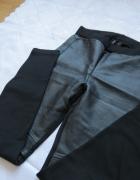 Reserved Leginsy jak spodnie XS S...