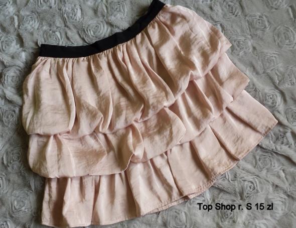 Spódnice Top Shop falbanki