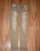 Spodnie jeansy roz S