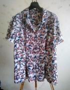 taliowana bluzeczka kwiaty 14 16...