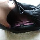 modna torebka czarna
