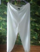 spodnie eleganckie z szyfonu 44 46